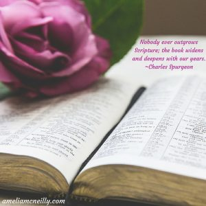 Nobody ever outgrows Scripture; the book widens and deepens with our years.